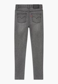 Levi's® - 710 SUPER SKINNY  - Skinny džíny - grey denim - 1