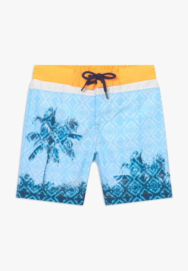 BOYS PALM TREE  - Badeshorts - blue