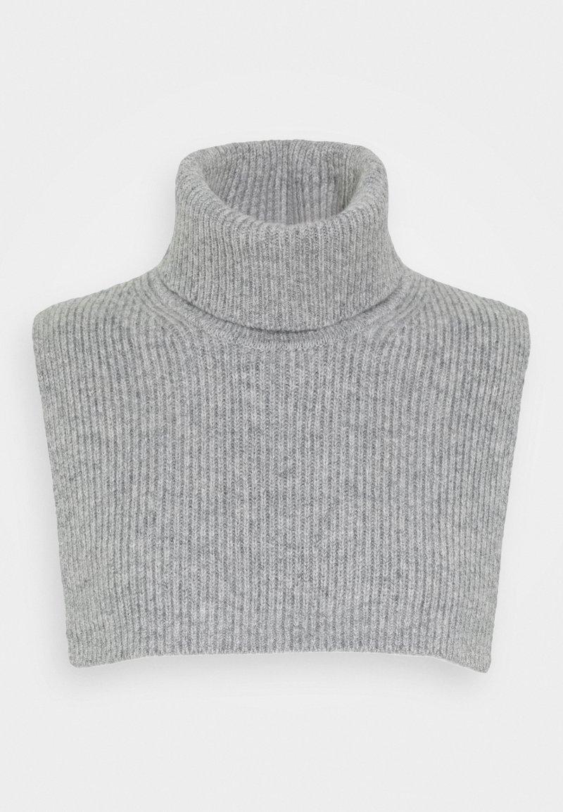 Samsøe Samsøe - FLINTI TURTLE SCARF  - Other accessories - grey melange