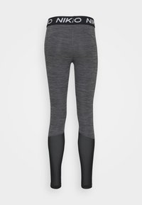 Nike Performance - Leggings - black/heather/white - 7
