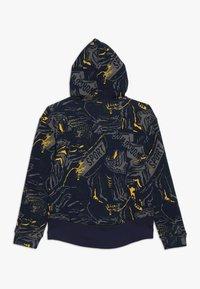 Puma - ALPHA JACKET  - Zip-up hoodie - peacoat - 1