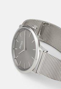 BOSS - SKYLINER - Hodinky - silver-coloured - 4