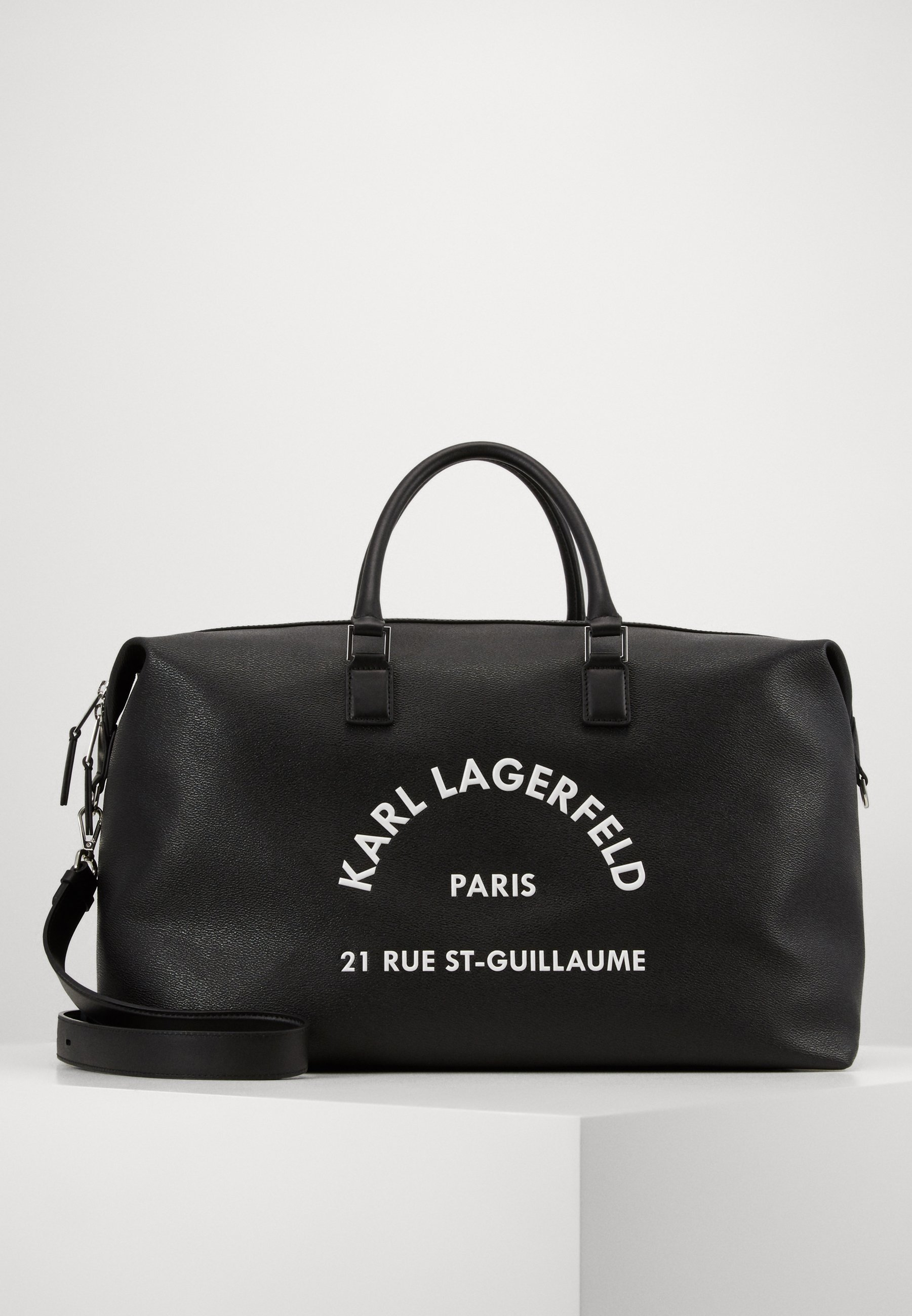Karl Lagerfeld Rue St Guillaume - Weekender Black/schwarz
