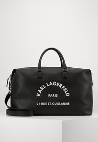RUE ST GUILLAUME - Weekend bag - black