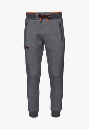 ORANGE LABEL - Tracksuit bottoms - gray