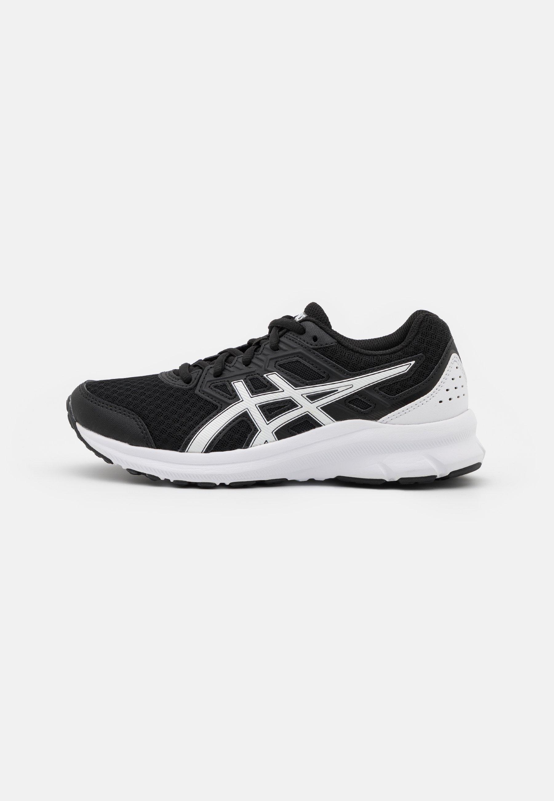 JOLT 3 - Neutral running shoes - black/white