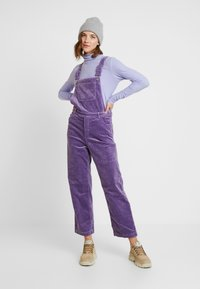 Monki - NOREA DUNGAREE - Dungarees - lilac - 1