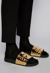 BOSS - Sandals - gold - 1