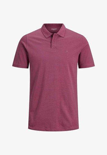 Polo shirt - hawthorn rose