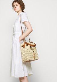Polo Ralph Lauren - Shirt dress - white - 5