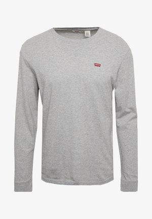 ORIGINAL TEE - Longsleeve - grey heather