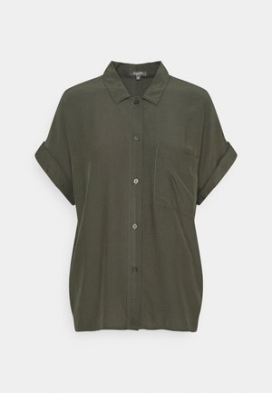 EASY FIT - Skjorte - deep leaf green