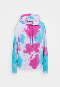 Jaded London - TIE DYE PRINT HOODIE - Hoodie - multi - 4