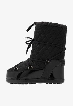 NEW TIGNES  - Winter boots - black