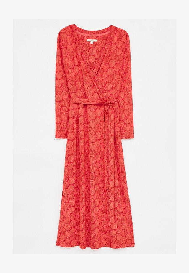 FELICITY - Maxi dress - rot multi