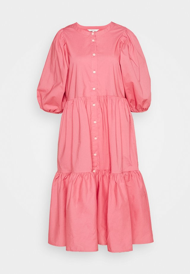 HASITA - Shirt dress - desert rose