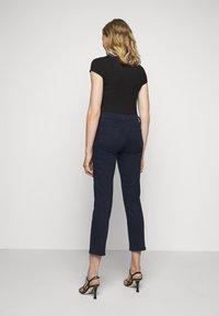 J Brand - ADELE MID RISE - Straight leg jeans - penrose - 2