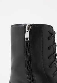Who What Wear - LEXI - Platform ankle boots - black - 2