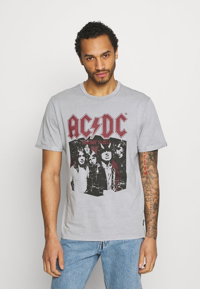 ONSACDC LIFE TEE - T-shirts med print - griffin
