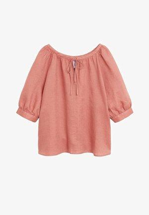 SANTA - Blouse - rosa