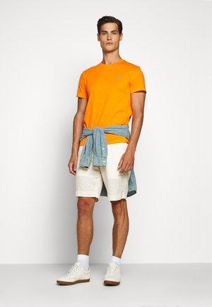 T-shirt basic - orange flash