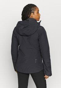 Norrøna - LOFOTEN GORE TEX JACKET - Ski jacket - black - 2
