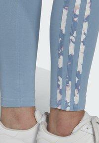 adidas Originals - Leggings - Trousers - blue - 4