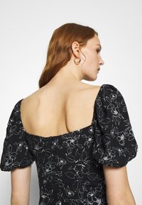 Mavi - PRINTED DRESS - Sukienka letnia - black - 5