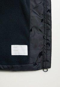 Mango - ANORAK - Winter coat - dark navy - 3