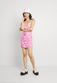 NEW girl ORDER - YING YANGBALLOON DRESS - Day dress - pink - 1