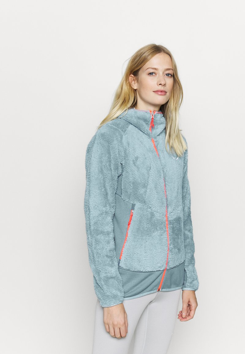 Salewa - TOGNAZZA - Fleece jacket - blue fog melange