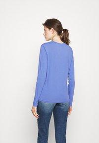 Polo Ralph Lauren - TEE LONG SLEEVE - Maglietta a manica lunga - deep blue - 2