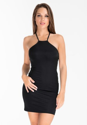 SAVAGE - Shift dress - black