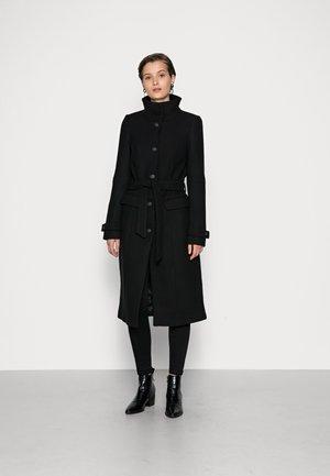 VMCLASSLUCIA LONG JAKCET - Classic coat - black