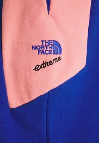 The North Face - EXTREME BLOCK SHORT - Tracksuit bottoms - blue/miami pink - 2