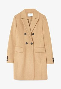 Stradivarius - Short coat - brown - 4