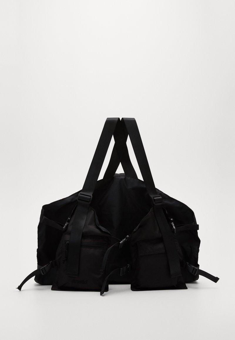 anello - RUCK VEST BAG - Reppu - black