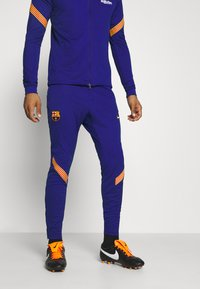 Nike Performance - FC BARCELONA DRY SUIT  - Equipación de clubes - deep royal blue/amarillo - 3