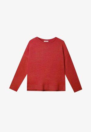 WEICHES - Pitkähihainen paita - red