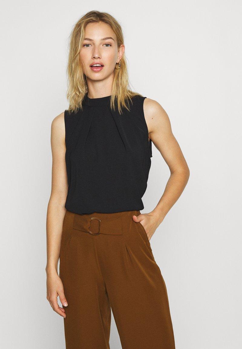 ONLY - ONLSUNNIE - Bluse - black