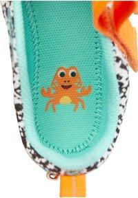 Affenzahn - KRABBE - Touch-strap shoes - schwarz - 7