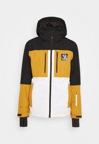 Brunotti - ARACIN MENS SNOWJACKET - Snowboardová bunda - snow - 6