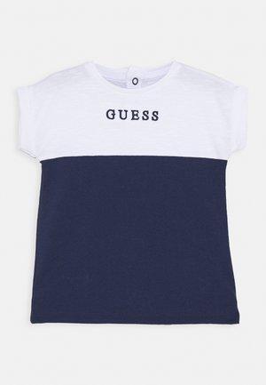 DRESS BABY SET - Žerzejové šaty - deck blue