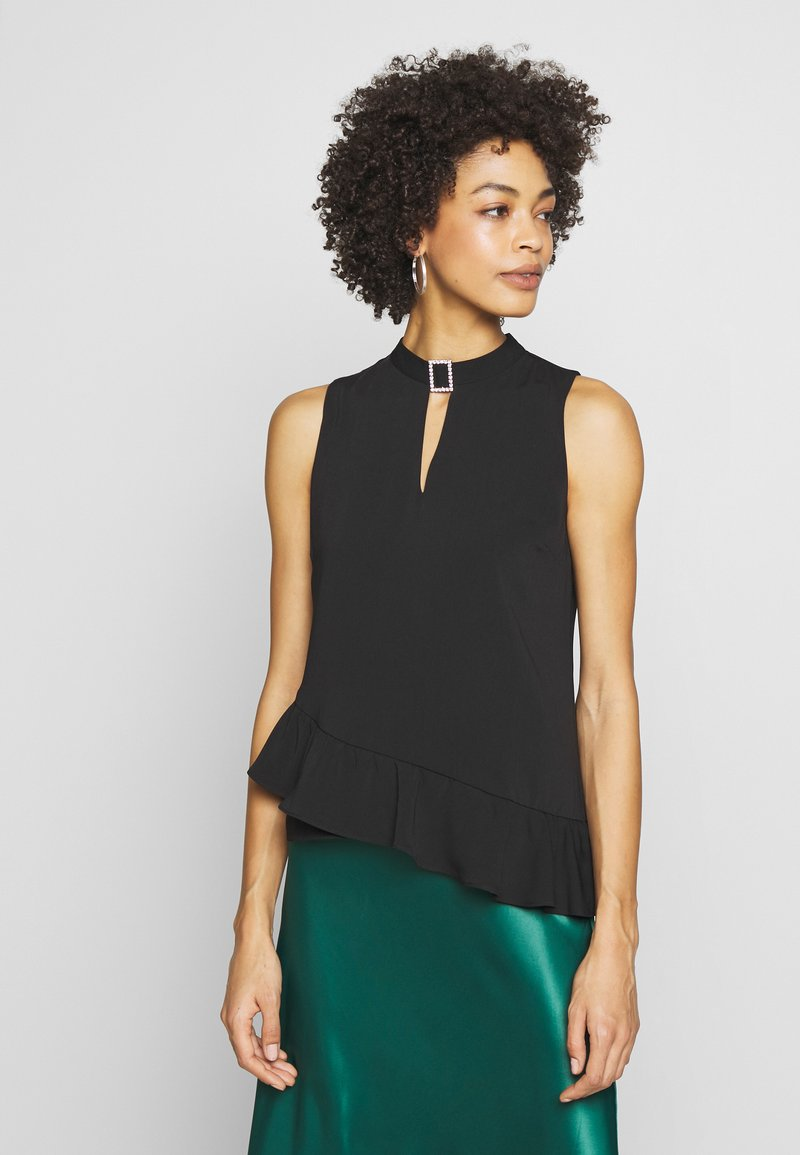 Guess - HARLIE - Blouse - jet black