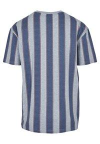 Urban Classics - T-shirt z nadrukiem - vintageblue - 6