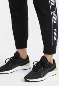 Puma - ADELA - Sports shoes - black - 0