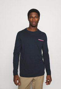 Pier One - Långärmad tröja - dark blue - 0