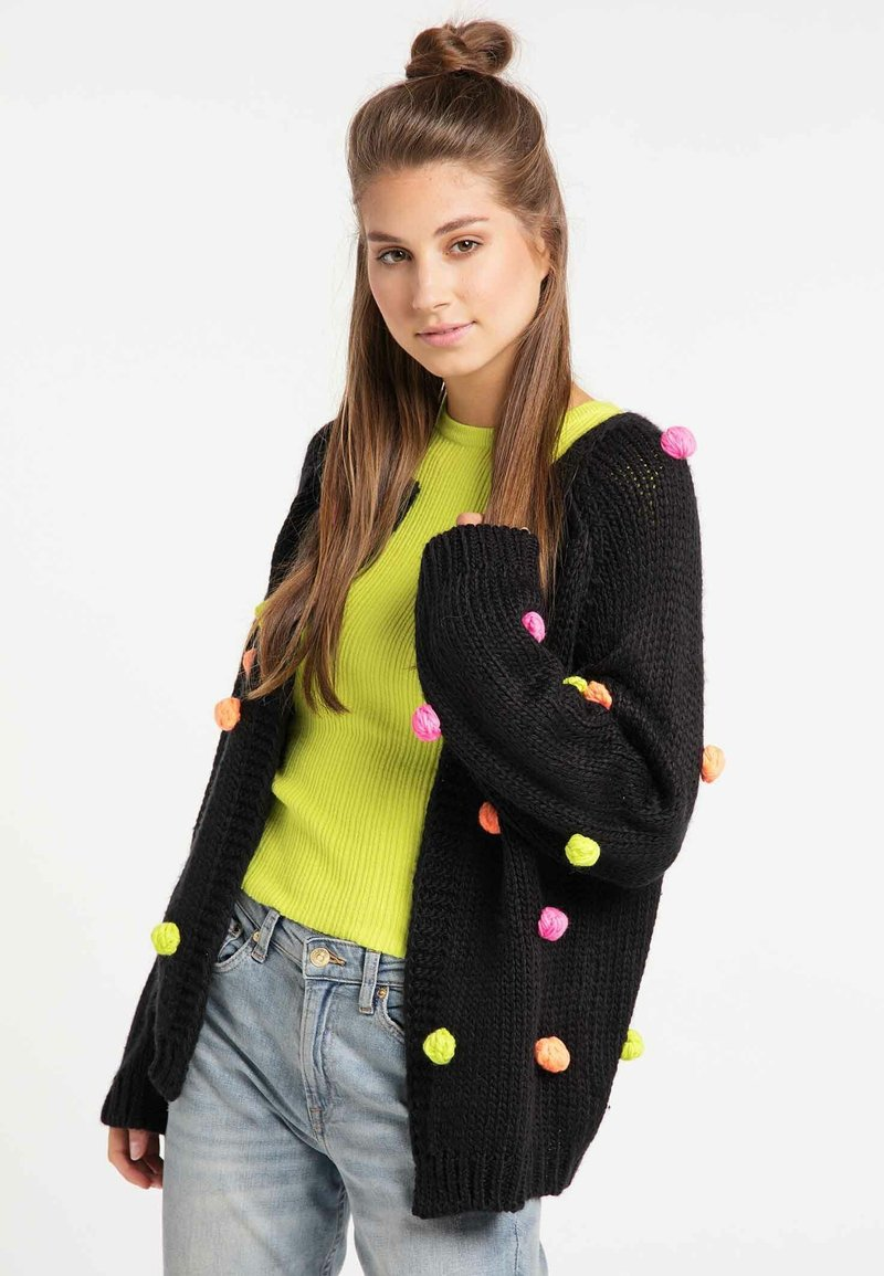 myMo - Cardigan - black