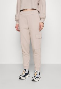 ALIGNE - BEDA - Cargo trousers - mushroom - 0