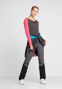 Dynafit - TRANSALPER PRO - Outdoorové kalhoty - magnet - 1